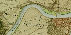 Alte Karte Deutschland 1940.Lvermgeo Historische Karten Willkommen In Rheinland Pfalz