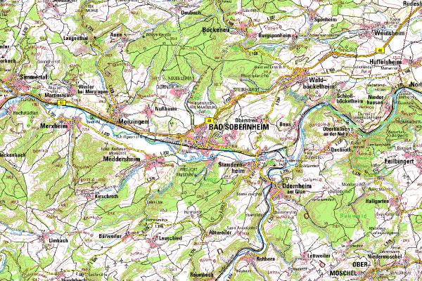 Topographische Karte Deutschland Kostenlos.Lvermgeo Open Data Willkommen In Rheinland Pfalz