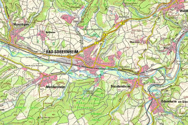 Höhenmeter Karte Deutschland.Lvermgeo Open Data Willkommen In Rheinland Pfalz